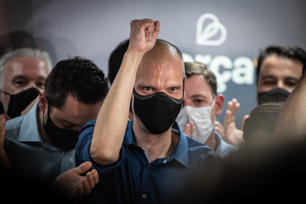 Bruno Covas e vereadores tomam posse em São Paulo - Imagem 1