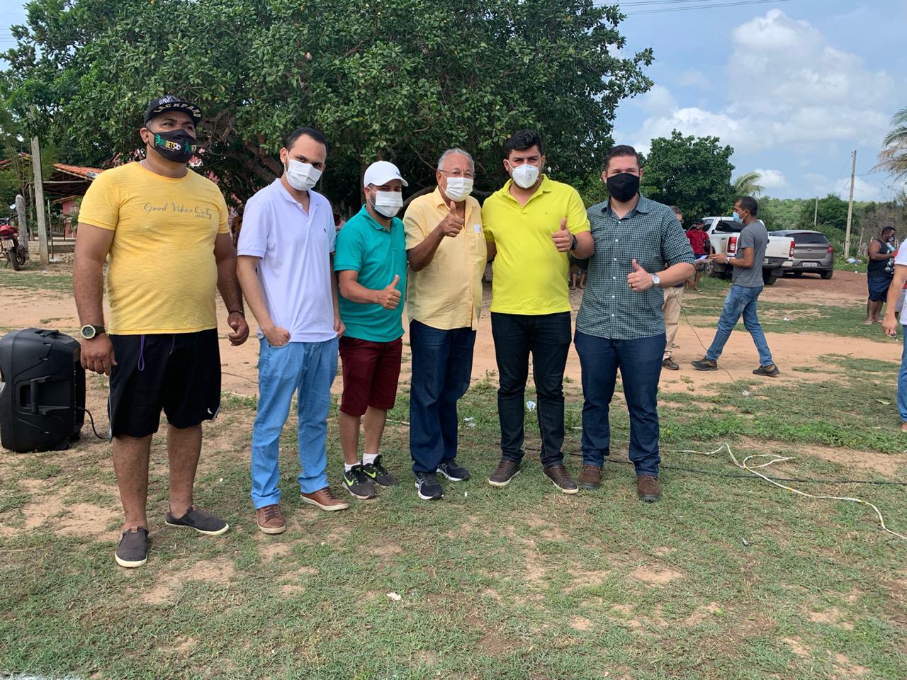 Prefeito Dr. Pessoa participa de copa e destaca ações para o esporte - Imagem 2