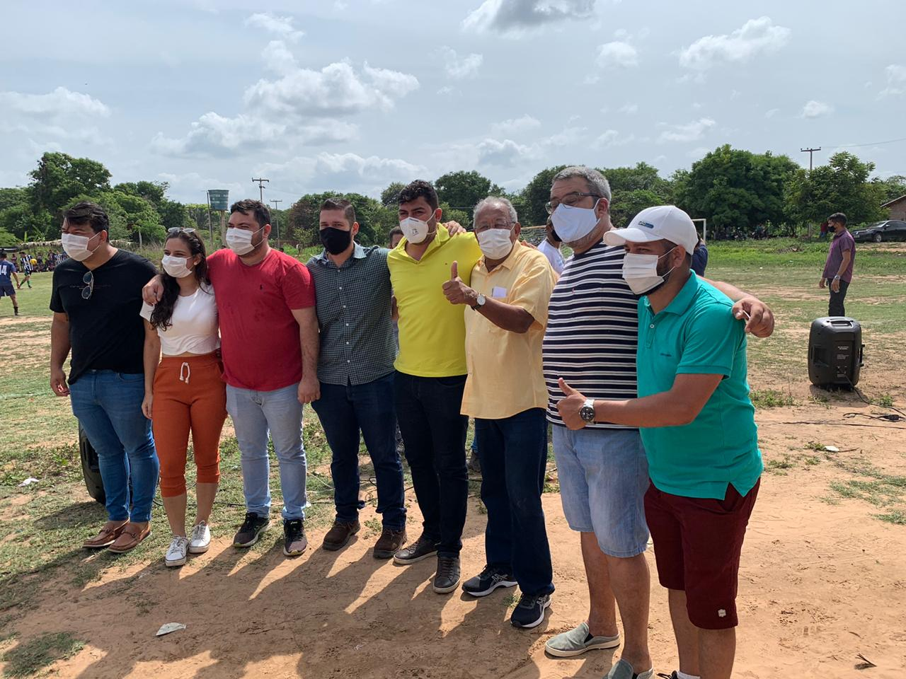 Prefeito Dr. Pessoa participa de copa e destaca ações para o esporte - Imagem 3