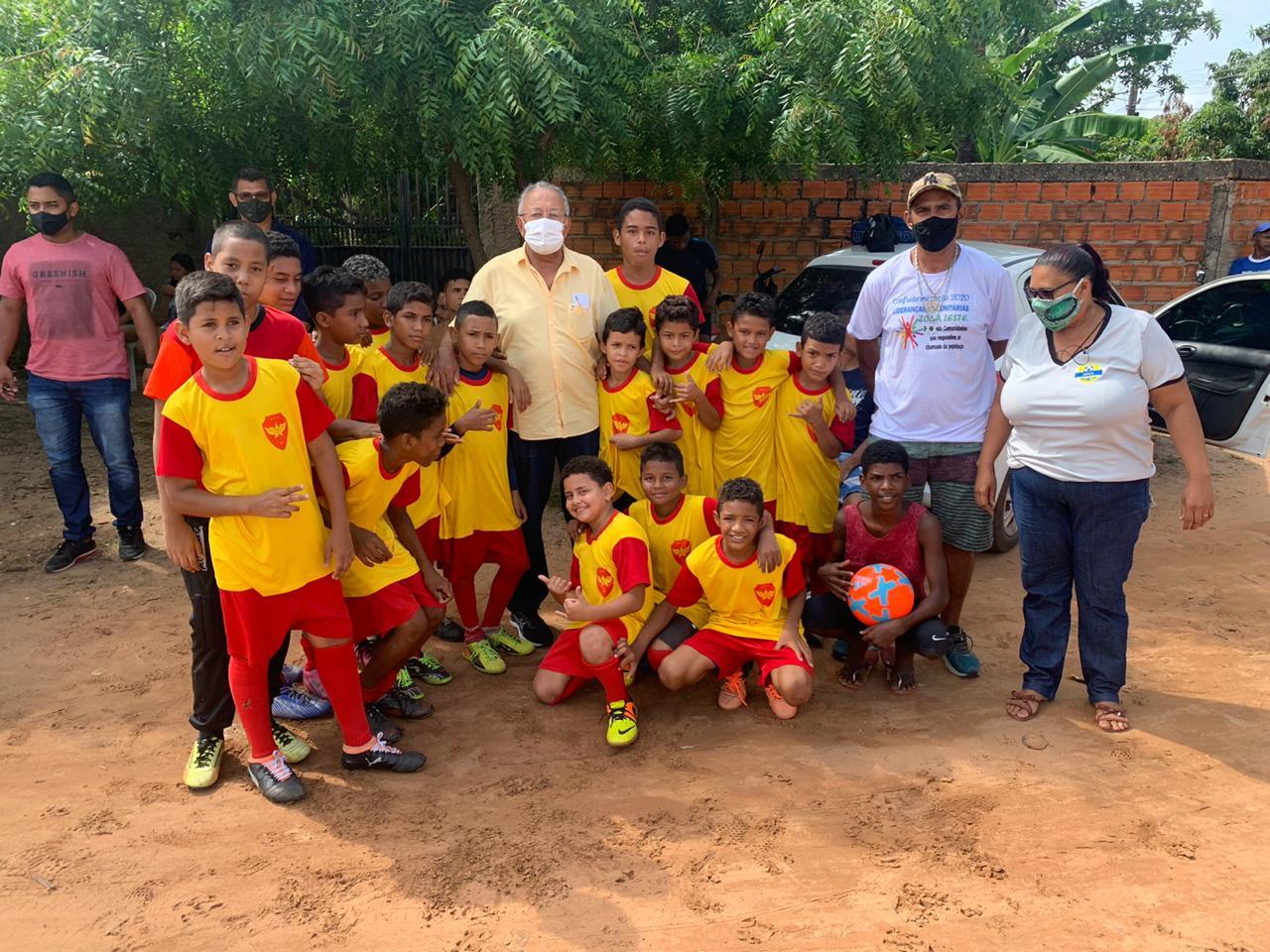 Prefeito Dr. Pessoa participa de copa e destaca ações para o esporte - Imagem 1