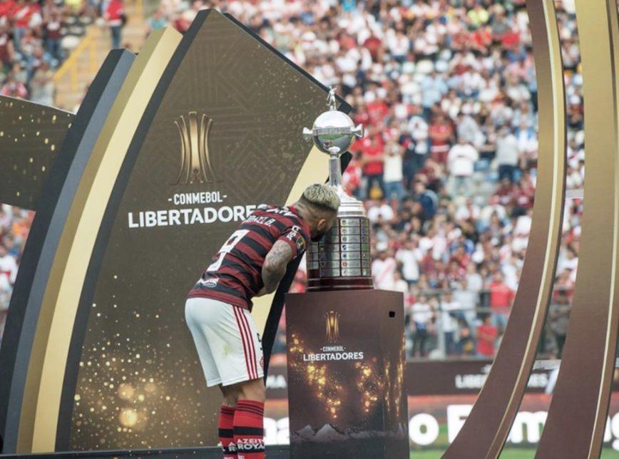 Flamengo venceu a Libertadores em 2019- Foto: Conmebol