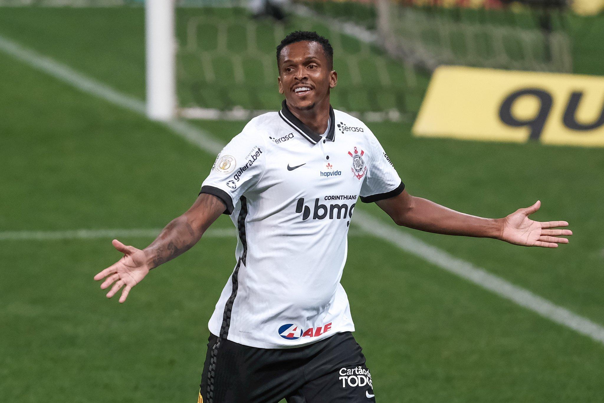 Corinthians goleio o Fluminense em 5 x 0 (Foto: Reprodução)