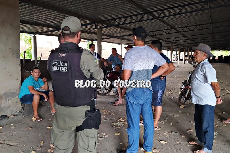 Funcionário de fábrica de tijolos é encontrado morto dentro de uma rede no Piauí 2