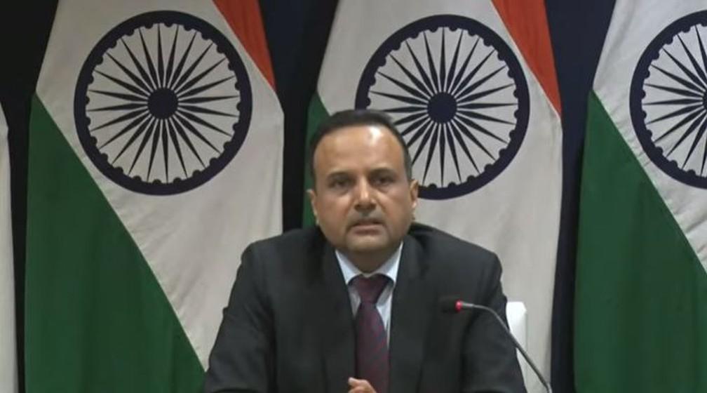 Porta-voz do Ministério de Relações Exteriores da Índia