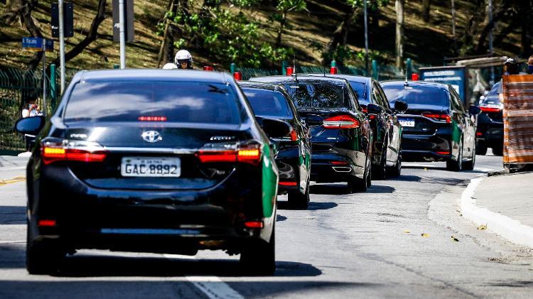 Bolsonaro renovou frota presidencial com carros blindados da Ford - Imagem 1