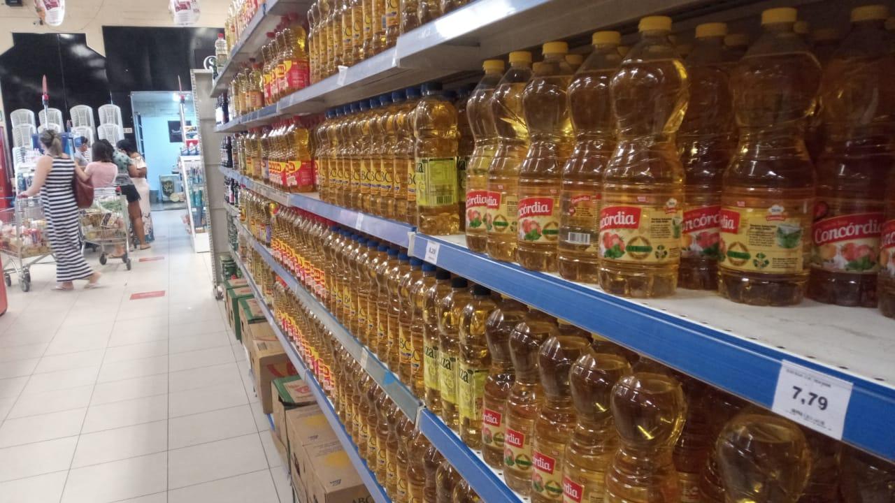 Preços dos itens da cesta básica estão em alta em 2021