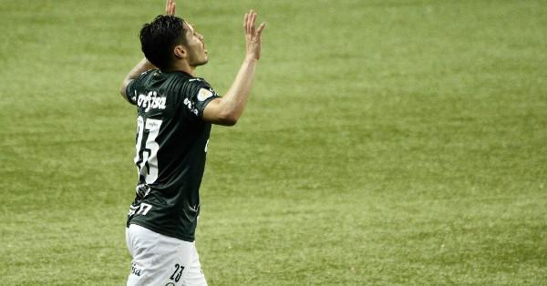 Palmeiras fica no empate com Grêmio e deixa pontos escaparem