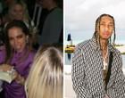Anitta esbanja dólares em boate de strip com ex de Kylie Jenner