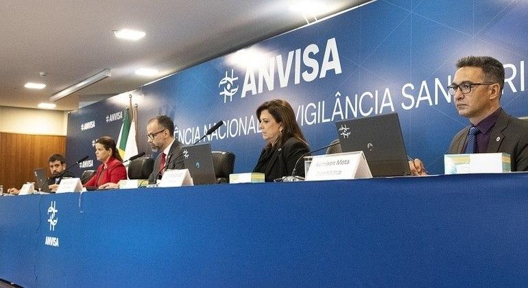Gerente da Anvisa faz críticas, mas recomenda aprovação da CoronaVac- Foto: Anvisa/Divulgação