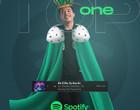 Wesley Safadão alcança 1º lugar das mais ouvidas do Spotify