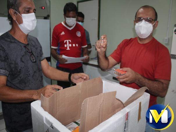 Municípios do Piauí recebem primeiras doses da vacina contra Covid-19 - Imagem 3