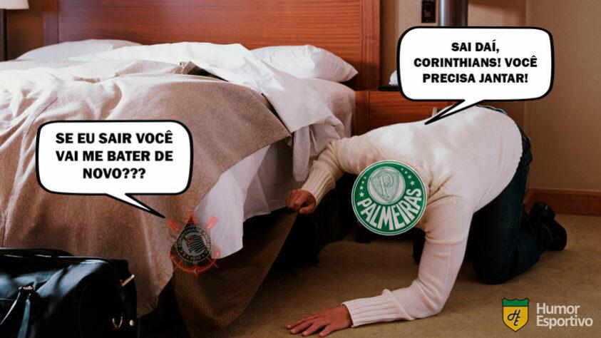 Massacre: Palmeiras domina Dérbi e goleia o Corinthians por 4 a 0 - Imagem 3