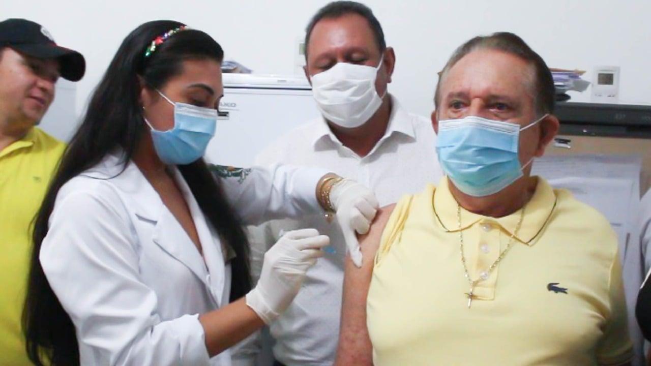 Uruçuí recebe vacina contra Covid-19 - Imagem 1