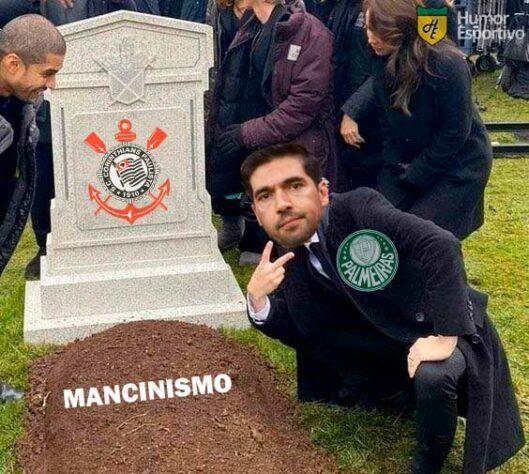 Massacre: Palmeiras domina Dérbi e goleia o Corinthians por 4 a 0 - Imagem 4