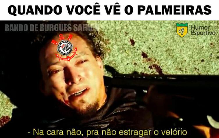 Massacre: Palmeiras domina Dérbi e goleia o Corinthians por 4 a 0 - Imagem 2