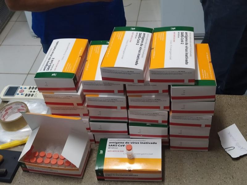 Municípios do Piauí recebem primeiras doses da vacina contra Covid-19 - Imagem 2