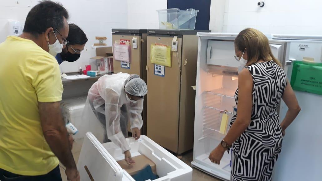Municípios do Piauí recebem primeiras doses da vacina contra Covid-19 - Imagem 11