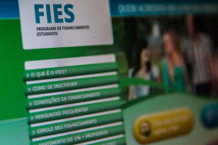 Fundo de Financiamento Estudantil,Fies (Foto: Marcello Casal JrAgência Brasil; /Agência Brasil)