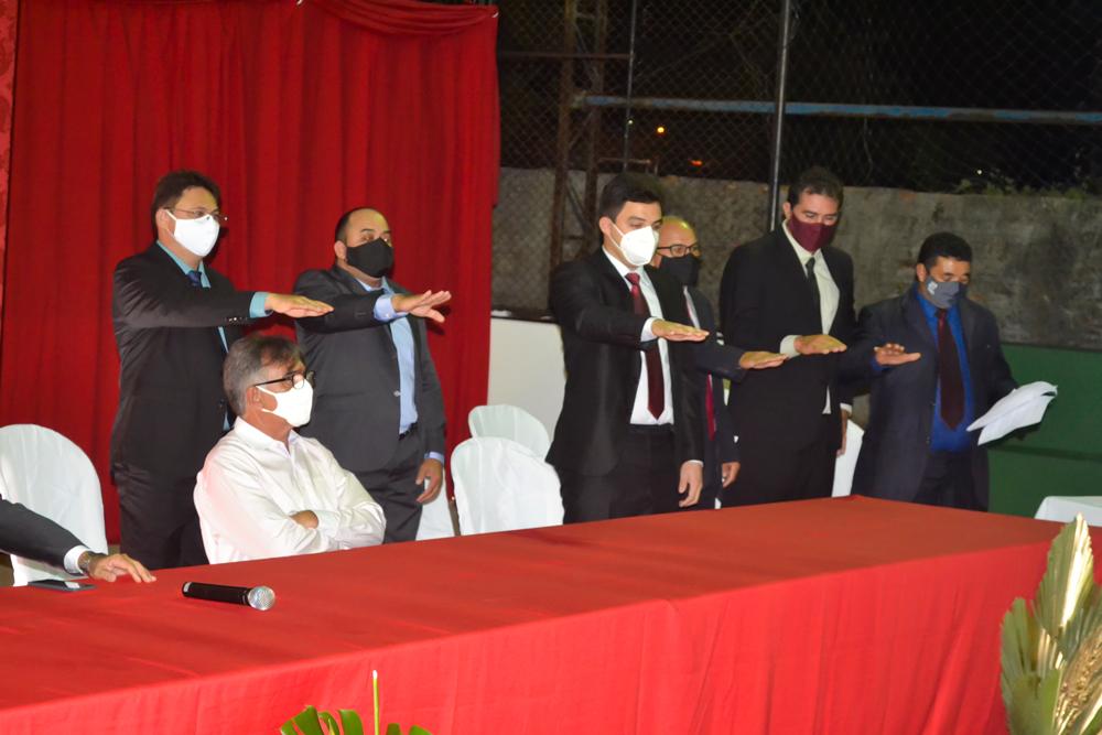 Vereadores, Prefeito e Vice Prefeito são empossados em Joaquim Pires - Pi - Imagem 10