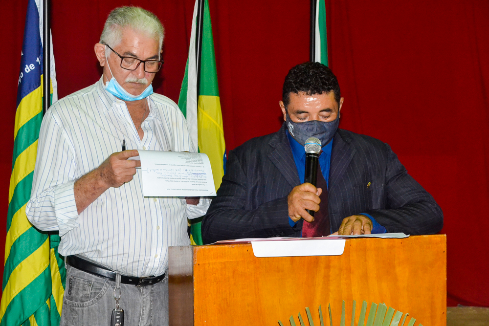 Vereadores, Prefeito e Vice Prefeito são empossados em Joaquim Pires - Pi - Imagem 6