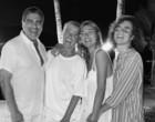 Sasha compartilha álbum de fotos de Ano Novo em família