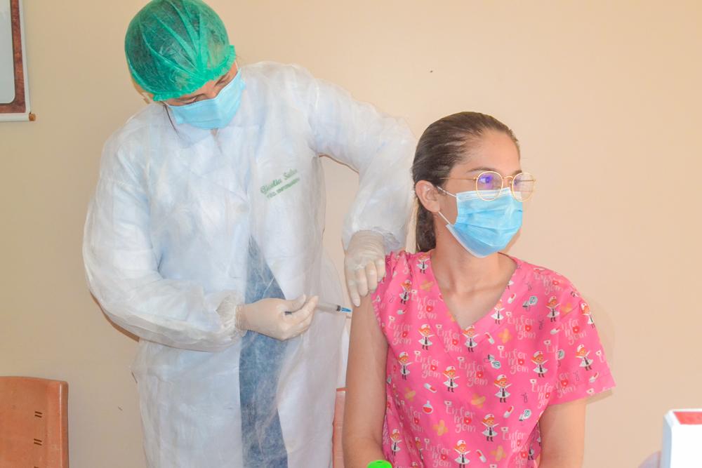 Joaquim Pires inicia vacinação contra COVID-19 - Imagem 7