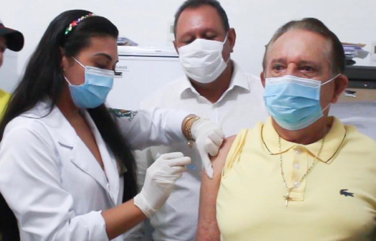 MP apura vacinação de 2 prefeitos contra covid-19 no interior do Piauí - Imagem 1