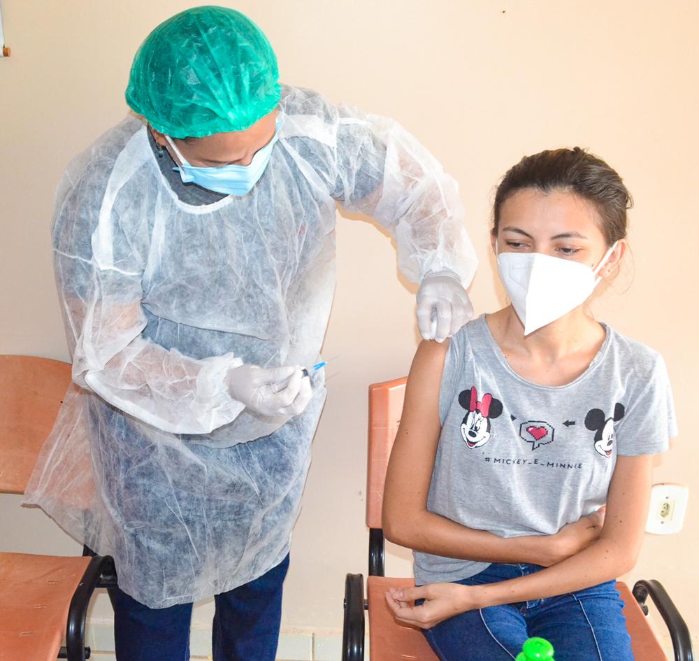 Joaquim Pires inicia vacinação contra COVID-19 - Imagem 4