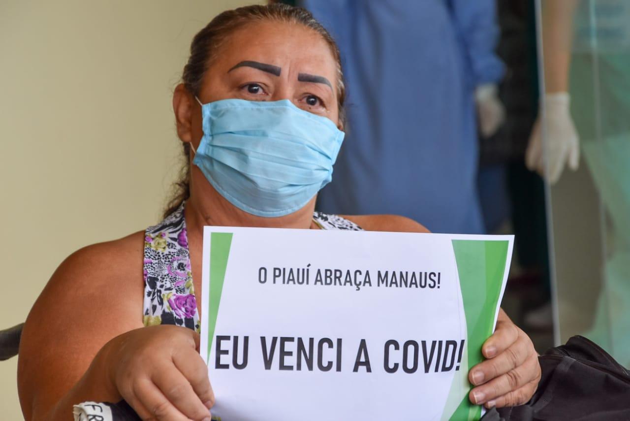 Manaura Francinete Binda Dutra (Foto: Romário Farias SCS/UFPI)