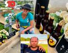 Família comemora aniversário de falecido com festa em cemitério no PI