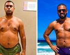 """Irmão de Anitta perde 11 kg com treinos: """"Meta é trincar a barriga"""""""
