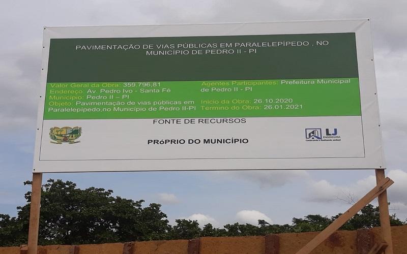Município atende moradores da Avenida Pedro Ivo com calçamento  - Imagem 4