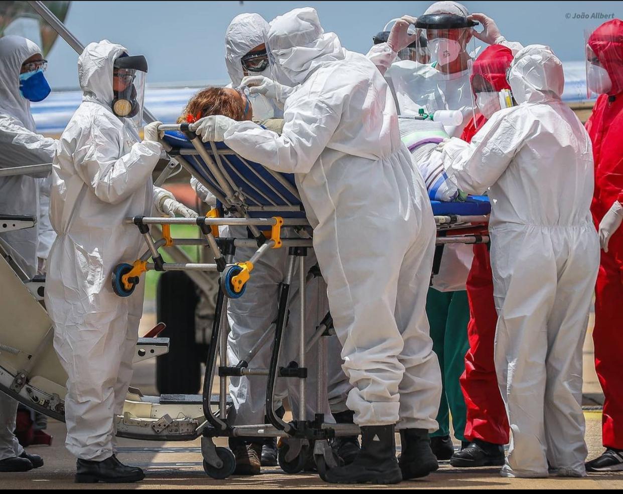 HU-UFPI receberá mais 15 pacientes vindos de Manaus com Covid-19 (Foto: João Albert)
