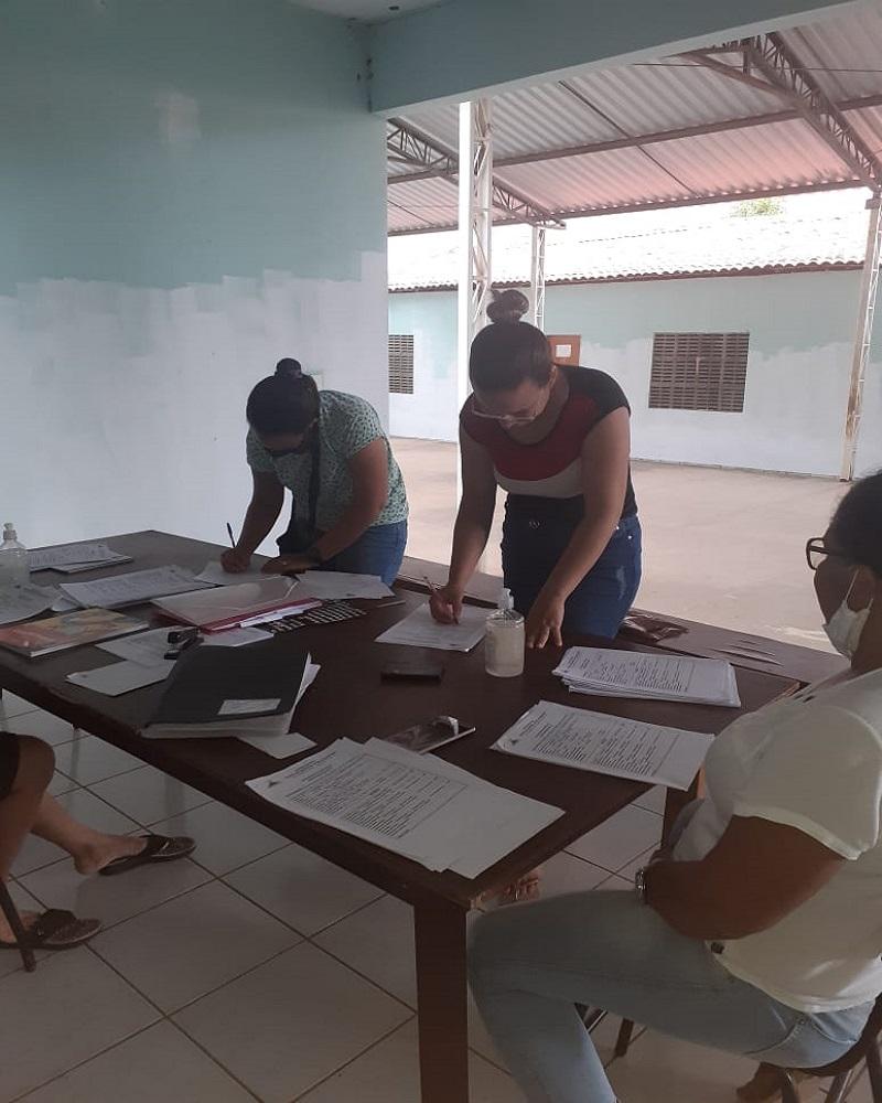 Milton Brandão: Município realiza matriculas de alunos  - Imagem 4