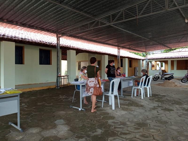 Milton Brandão: Município realiza matriculas de alunos  - Imagem 5