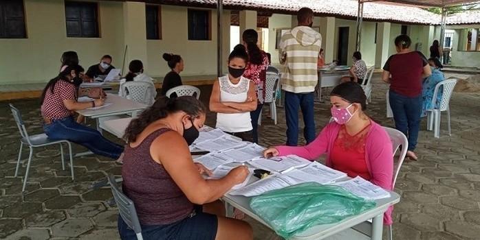 Milton Brandão: Município realiza matriculas de alunos