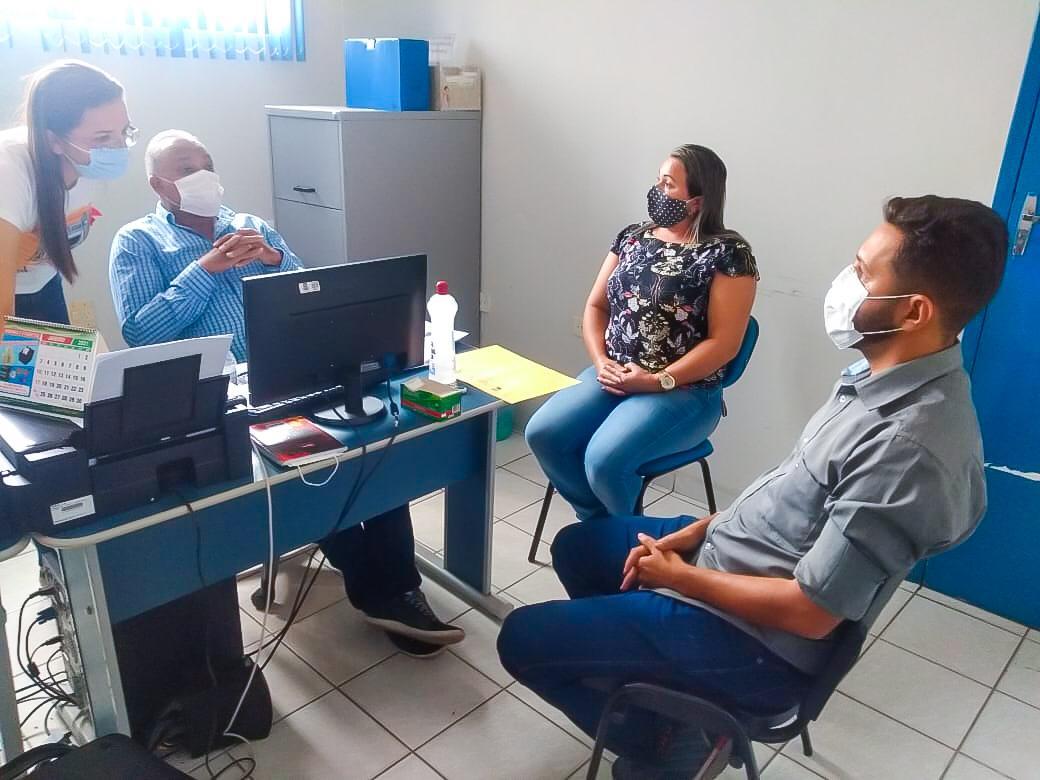 Em Ipiranga do Piauí, Vereadores cobram maiores esclarecimentos sobre a primeira fase da campanha de vacinação do Covid-19. - Imagem 3