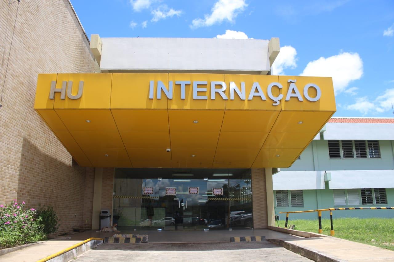 HU-UFPI (Foto - Divulgação/ Redes Sociais)