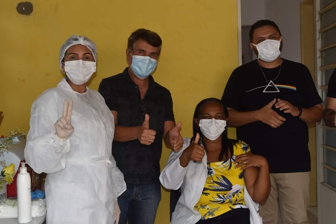 Monsenhor Gil recebe mais 50 doses da vacina contra a Covid-19 - Imagem 1
