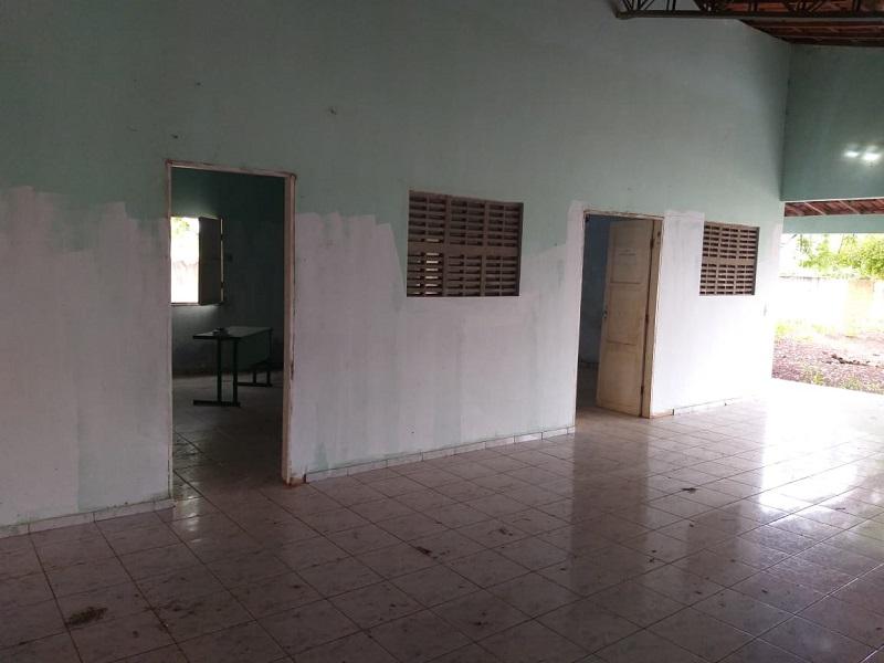 Milton Brandão: Município realiza limpeza nos colégios  - Imagem 5