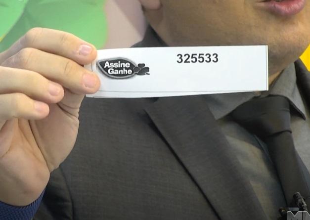 Assine Ganhe: 122° assinante é sorteado; premiação ultrapassa 500 mil - Imagem 1