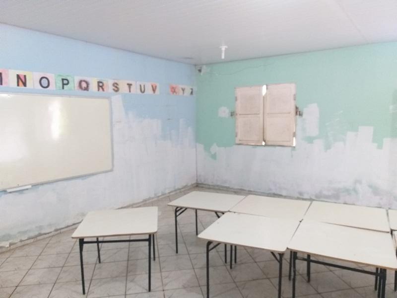 Milton Brandão: Município realiza limpeza nos colégios  - Imagem 8