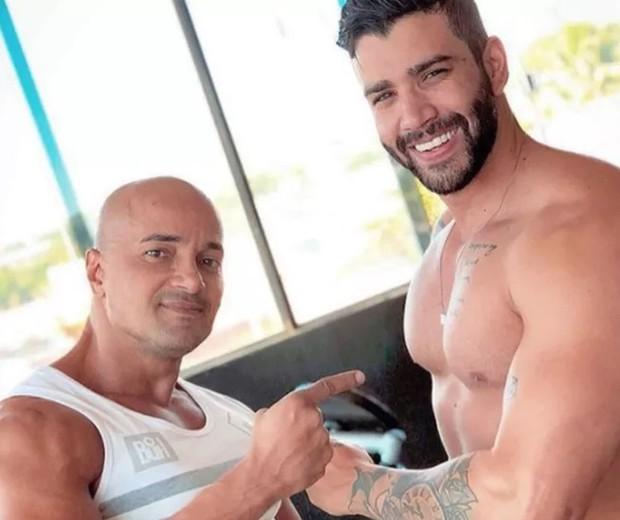 """Gusttavo Lima lamenta morte de seu personal trainer: """"Meu irmão"""" - Imagem 3"""