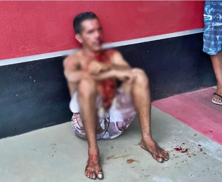 Homem foi espancado após tentar estuprar mulher