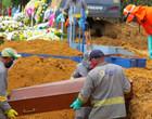 Brasil supera 220 mil mortes e 9 milhões de casos de Covid-19