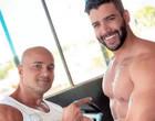 """Gusttavo Lima lamenta morte de seu personal trainer: """"Meu irmão"""""""
