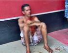 Suspeito é espancado ao tentar estuprar mulher em rua no litoral do PI