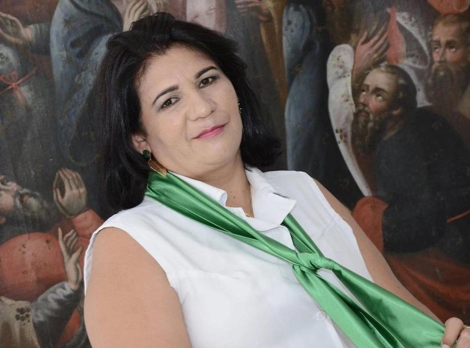 Enfermeira Sandra Alves Lima - Foto: Divulgação