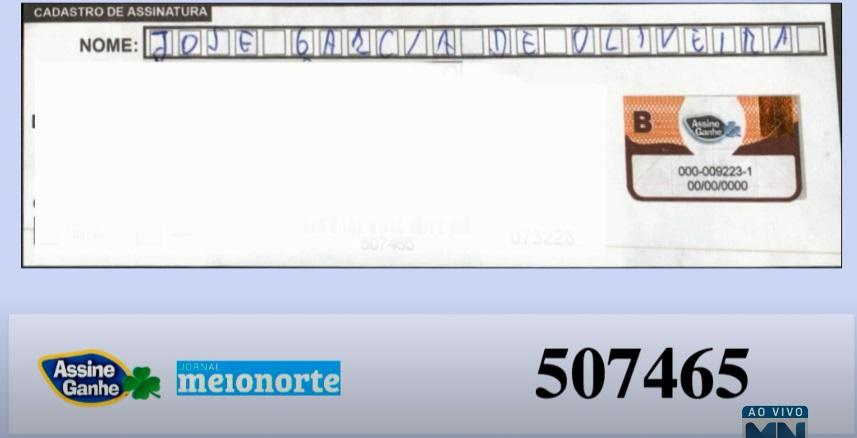 Assine Ganhe:125° assinante é sorteado; premiação ultrapassa R$500 mil - Imagem 2
