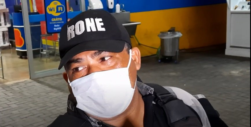 Bandidos invadem Big Bompreço, rendem funcionários e roubam R$ 8 mil - Imagem 3